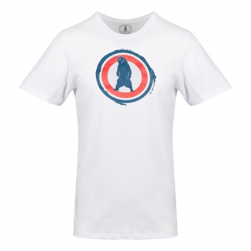 T-shirt Tatra Journey Tee Man White