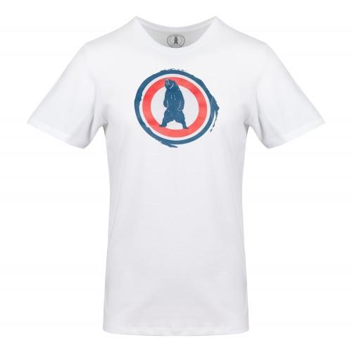 T-shirt Tatra Journey Tee Man White