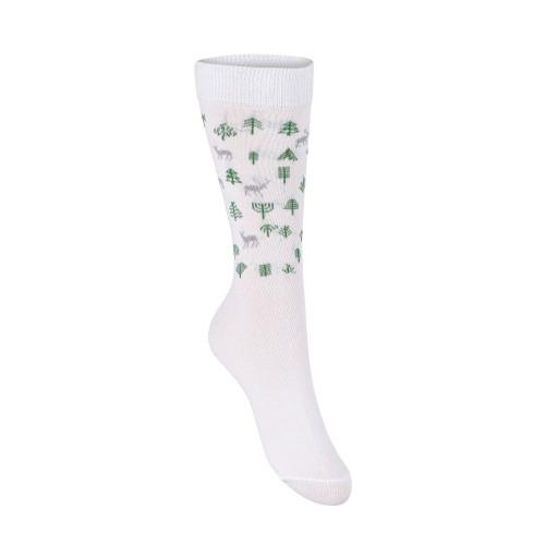 Skarpety Podhale Socks White
