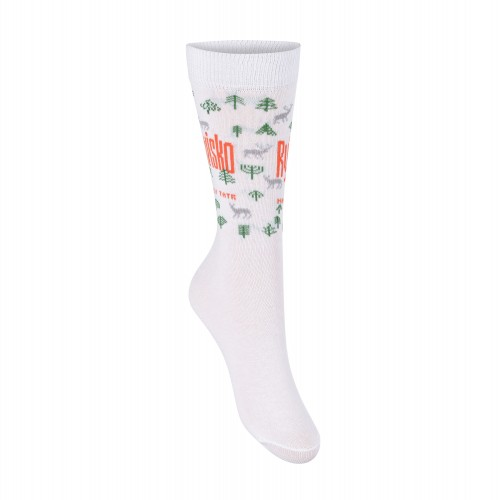 Skarpety Rykowisko Socks White