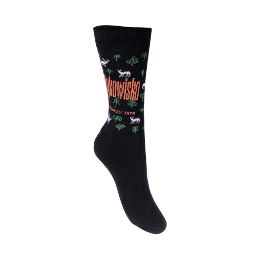 Skarpety Rykowisko Socks Black
