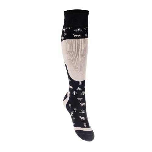 Skarpety Podhale Winter Socks Black